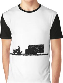 David Lynch´s Straight Story Graphic T-Shirt