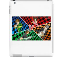 Persona 4 All Out Attack Illustration iPad Case/Skin
