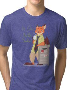 It's Called A Hustle, Sweetheart Tri-blend T-Shirt