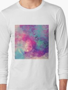 Abstract 01 Long Sleeve T-Shirt