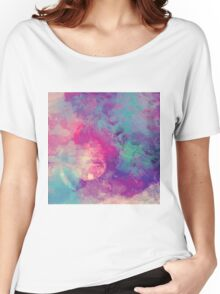 Abstract 01 Women's Relaxed Fit T-Shirt