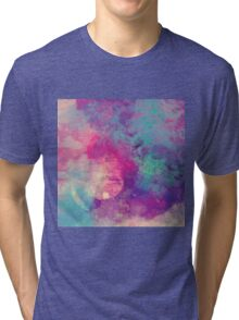 Abstract 01 Tri-blend T-Shirt