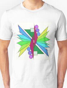 Butterfly 3 Unisex T-Shirt