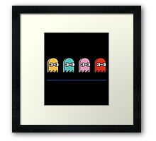 Extreme Haunting Framed Print