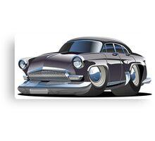 Cartoon Car Canvas Print