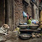 Urban Kathmandu #0102 by Michiel de Lange