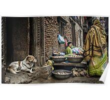 Urban Kathmandu #0102 Poster