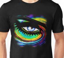Psychedelic Eye Mesmerizing Look Unisex T-Shirt