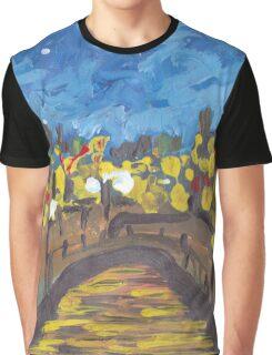 Twilight Street Graphic T-Shirt