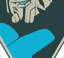 Gundam (by felixx.2 0 1 6) Sticker