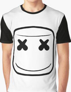 MARSHMELLO LOGO Graphic T-Shirt