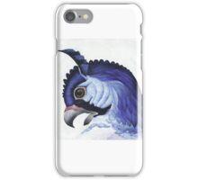 Blue Hawk iPhone Case/Skin