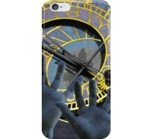 Hands of time iPhone Case/Skin