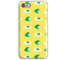 green eggs & ham iPhone Case/Skin