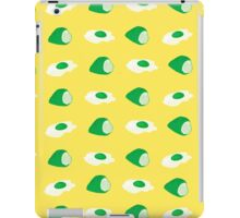 green eggs & ham iPad Case/Skin