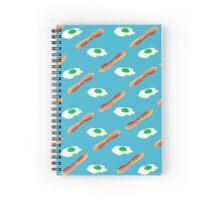 green eggs & bacon Spiral Notebook