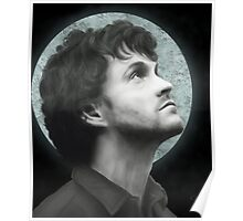 The Moon - Will Graham Poster