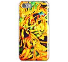 Sunflowers 4 iPhone Case/Skin
