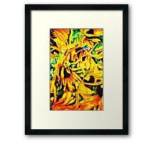 Sunflowers 4 Framed Print