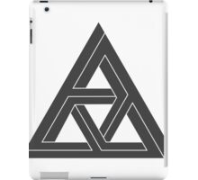 Mind Bending Isometric Triangle iPad Case/Skin