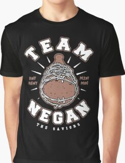 Team Negan Graphic T-Shirt