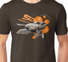Rover SD1 V8 T-shirt 'Explosion' Unisex T-Shirt