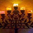 Moody Candelabra by phil decocco