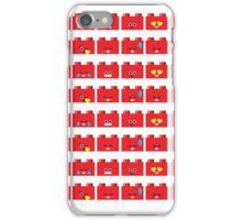Emoji Building - Lego iPhone Case/Skin
