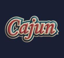 Vintage Cajun Kids Tee