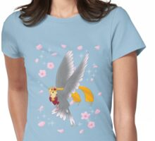 Birdie Scouts: Sailor Coo Womens Fitted T-Shirt