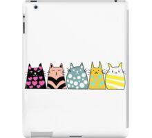 Cats Anime 6 iPad Case/Skin