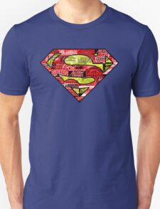 Logos from Krypton Unisex T-Shirt