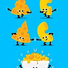 Character Fusion - Mac N Cheese by SevenHundred