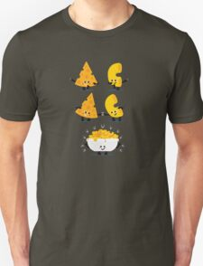 Character Fusion - Mac N Cheese Unisex T-Shirt