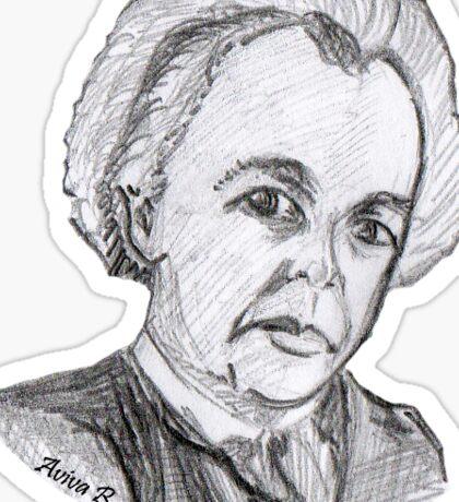 Frank Lloyd Wright Sticker