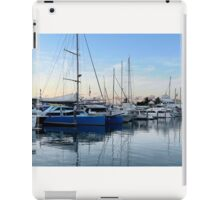 Australia. Port Douglas, Marina Mirage iPad Case/Skin