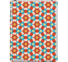 Retro 3D Colours Geometric Pattern iPad Case/Skin