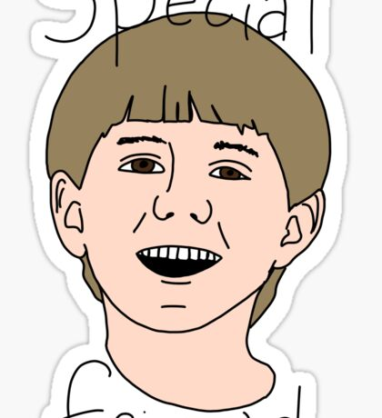 Kazoo kid special friend Sticker