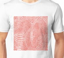 Seamless hand drawn abstract vector pattern Unisex T-Shirt