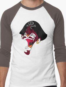 Pirate Monkey 1 Men's Baseball ¾ T-Shirt
