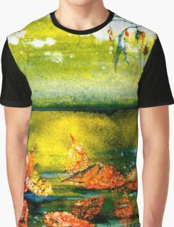 Earth Songs...Tapestry Graphic T-Shirt
