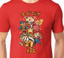 Super Mario RPG Unisex T-Shirt