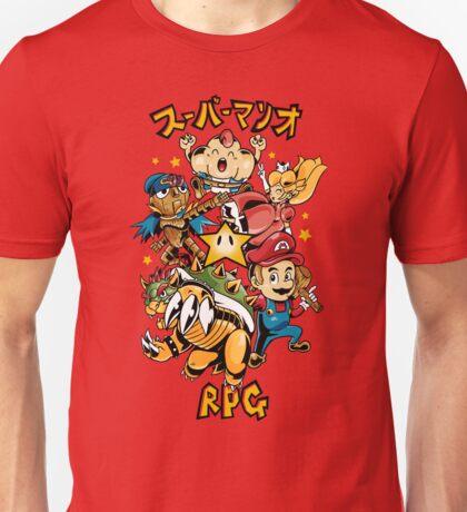 Super Mario RPG Unisex T-Shirt