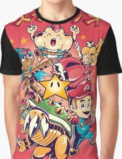 Super Mario RPG Graphic T-Shirt