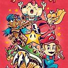 Super Mario RPG by MeleeNinja