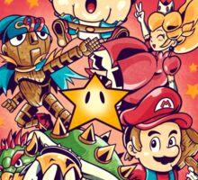 Super Mario RPG Sticker