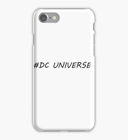 #DC Universe iPhone Case/Skin