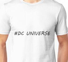 #DC Universe Unisex T-Shirt