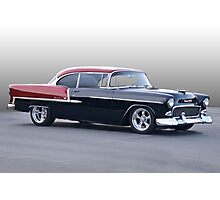 1955 Chevrolet Bel Air Hardtop Photographic Print