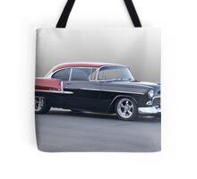 1955 Chevrolet Bel Air Hardtop Tote Bag